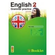 English Grammar practice - The verb.