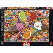 Sweets - Educa 500 Piece Puzzle
