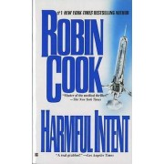 Harmful Intent by Cook Robin