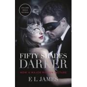 Fifty Shades Darker Film Tie-in(E L James)
