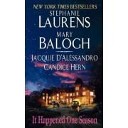 It Happened One Season Large Print by Stephanie Laurens