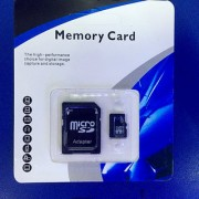 64 GB Micro SD Card with Adapter - Welcome Offer