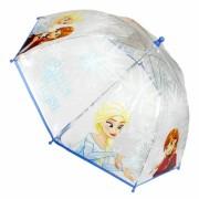 Disney paraplu Frozen transparant