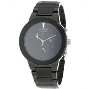 Citizen Multi Synthetic Round Dial Quartz Watch For Men (AT2245-57E)