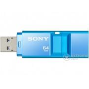 Pendrive Sony USM64GXL 64GB USB 3.0, albastru