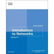 Introduction to Networks Course Booklet v5.1: Course booklet v5.1 by Cisco Networking Academy