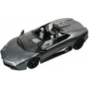 Racetin Lamborghini Reventon Roadster - RC Auto - 1:16 - Zwart