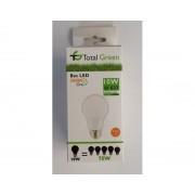 Bec Led 10W lumina rece Total Green 2 ani garantie