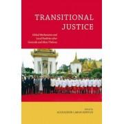 Transitional Justice by Alexander Laban Hinton