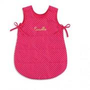 Corolle - Cmw91 - Ropa Para Doll - Saco de dormir - Cherry