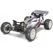 TAMIYA KEEN HAWK 1/10 SCALE R/C 4WD HIGH PERFOMANCE OFF ROAD RACER (58380)