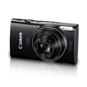 Canon IXUS-285 HS 20.2MP Point and Shoot Camera with 12x Optical Zoom (Black)
