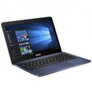 PC portable ASUS EeeBook X206HA-FD0018TS Bleu 11.6 LED Intel Atom x5-Z8300 2 Go eMMC 32 Go HD Wi-Fi AC/Bluetooth Webcam Windows 10 Famille 64 bits