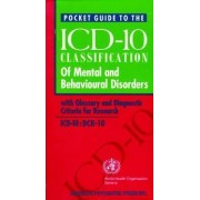 Pocket Guide to the ICD-10 Classification of Mental and Behavioral Disorders by J. E. Cooper