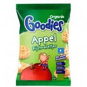 Organix Goodies Appel Rijstwafeltjes 8+ Maanden