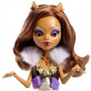 Clawdeen Wolf - Monster High Ghouls Alive
