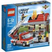 LEGO City Alarma de incendiu 60003