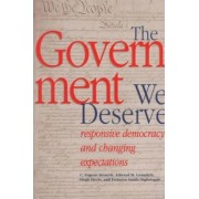 The Government We Deserve by C. Eugene Steuerle