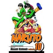 Naruto, Vol. 10 by Masashi Kishimoto