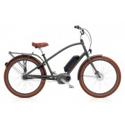 Electra Townie GO! 8i Bosch Men's - Army Grey - E-Bikes
