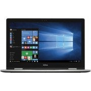 Laptop DELL, INSPIRON 15-7569, Intel Core i3-6100U, 2.30 GHz, HDD: 500 GB, RAM: 4 GB, video: Intel HD Graphics 520, webcam