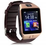 Reloj Inteligente SmartWatch DZ09 - Dorado