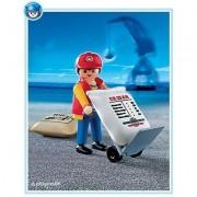 Playmobil 4475 - Docker Avec Chariot