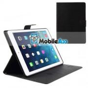 Korean Mercury Fancy Diary Case for iPad Mini 3 - Black