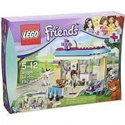 LEGO Friends Vet Clinic (192pcs) Figures Building Block Toys