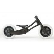 Wishbone 2 in 1 Design Bike loopfiets Recycled Edition zwart 2017 Loopfietsen