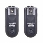 YONGNUO RF-603C II Flash Trigger transmisor receptor conjunto para Canon