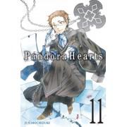 Pandora Hearts, Vol. 11