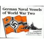 German Naval Vessels of World War Two