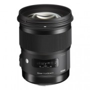 Sigma Art 50mm f/1.4 DG HSM - Sony A
