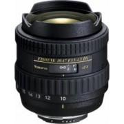 Obiectiv Foto Tokina 10-17mm f3.5-4.5 ATX DX fisheye pt Nikon