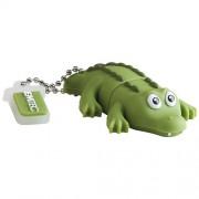 Stick USB 8GB USB 2.0 Crocodile EMTEC