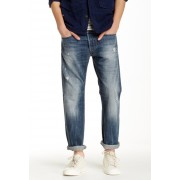 Diesel Viker Regular Straight Leg Jeans - 30-32 Inseam 01-DENIM