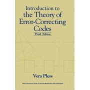Introduction to the Theory of Error-correcting Codes by Vera Pless