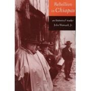 Rebellion in Chiapas by John Womack Jr