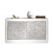 Buffetschrank lackiert Silver Design