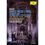 W. A. Mozart - Mass In C Minor / Ave Verum (0044007342404) (1 DVD)