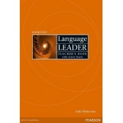 Language Leader Elementary Teacher's Book and Active Teach Pack by John Waterman