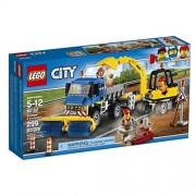LEGO City Great Vehicles Sweeper & Excavator 60152 Building Kit