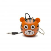Boxa portabila KitSound Mini Buddy Tiger 2W orange