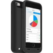 Baterie Externa Tip Husa Mophie 3300 mAh + memorie 32GB iPhone 6 Neagra