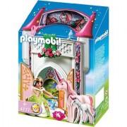 Playmobil Unicorn Take Along Castle Set