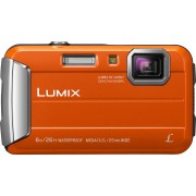 Panasonic Lumix DMC-FT30 Outdoor camera, 16,1 Megapixel, 4x opt. Zoom, 6,7 cm Display