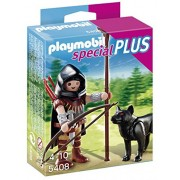Playmobil Especiales Plus - Caballero del Lobo (5408)