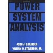 Power System Analysis by John Grainger
