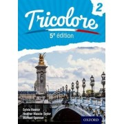 Tricolore 5e Edition: Evaluation Pack 2 by Sylvia Honnor